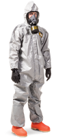 Chemical Apron, Kappler Zytron 200 Increased Resistance by Cleanroom World