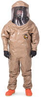 Chemical Suit - Kappler Zytron 300 by Cleanroom World