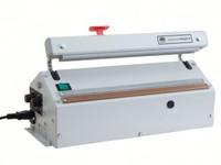 "Heat Sealers, Tabletop Heat Sealer, 24.5"" Seal Length, Stainless Steel, Cutter, Medium Duty, 24.5"" Seal Length  AV-621-MGS by Cleanroom World"