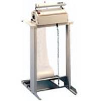 Heat Sealer Work Shelves, Includes Bag Support  AV-621MG-SP621 by Cleanroom World