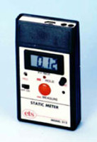 ESD Tester, Static Meter, Digital +/-20kV By Cleanroom World