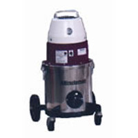A Crv Clean Room Vacuum  - Minuteman ULPA Filtered Stainless Steel 4 Gallon