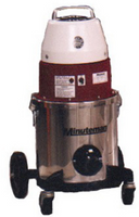 RFI/EMI Stainless Steel Cleanroom Vacuums by Cleanroom World