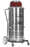 Minuteman Stainless Steel Cleanroom Vacuums by Cleanroom World
