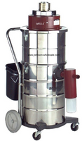 Minuteman Mercury Vacuums by Cleanroom World