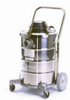 Minuteman ESD/RFI/EMI Stainless Steel Vacuums by Cleanroom World