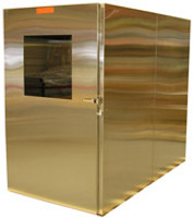 """Cleanroom Cart Pass Throughs 40""""W x 72""""H x 84""""D by Cleanroom World"""