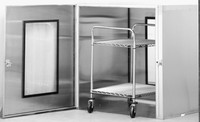 Cart Pass Throughs 48x48x48 by Cleanroom World