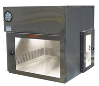 HEPA Filtered Pass Through 90 Degrees by Cleanroom World