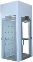 3 Door Air Showers by Cleanroom World