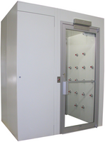 Low Profile Air Showers by Cleanroom World