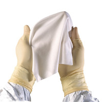 "Cleanroom Wipes, Berkshire Choice 900, Laundered Polyester, 9""x 9"", 150/pack, 10 packs/case  BRK-CH909-10  by Cleanroom World"