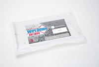 "Sterile Wipes, Dry, Polyester Sealed Edge, Cleanroom ISO 5, 12"" x 12"" By Cleanroom World"