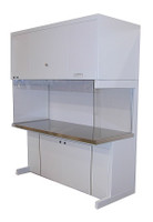Laminar Flow Clean Benches; Vertical Flow, Attached Perforated Table
