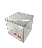 """Shoe Cover/ Bouffant Dispensers - Acrylic 12""""W x 12""""H x 12""""D AK-263 By Cleanroom World"""