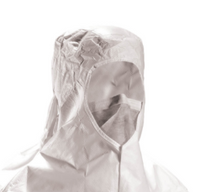 Cleanroom Face Veils, Single Retention Band, Cleanroom Packaged, 150/case  AP-9400  by Cleanroom World
