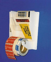 "Tape and Label Dispensers, Acrylic  9""W x 11""H  AK-329   AK-329 by Cleanroom World"
