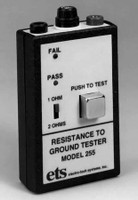 ESD Tester, Resistance To Ground Tester By Cleanroom World