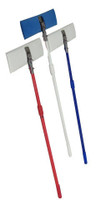 Cleanroom Mop Frame & Adjustable Handle  - Perfex TruClean by Cleanroom World