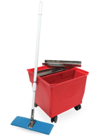 Perfex Cleanroom Mop Bucket Systems, TruClean Deluxe Disinfection System PF-30-3 by Cleanroom World