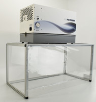 Ductless Fume Hoods, Negative Pressure, Table Top by Cleanroom World