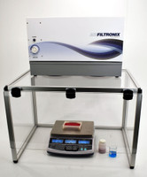 Balance Enclosures Table Top, HEPA-Filtered By Cleanroom World