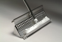 Cleanroom Mop Wringer, MicroNova, Slim-T Wringer, Electropolished, Stainless Steel by Clearnoom World