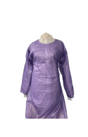 PVC Aprons, Coat Apron, Open Back, 6 mil By Cleanroom World