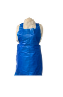 Polyethylene Aprons, Economical, Waterproof, 4 mil