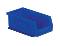 "Parts Bins, 7""x4""x3""H, Blue by Cleanroom World"