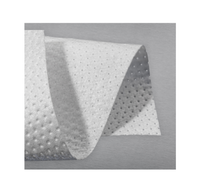 "Cleanroom Wipes Close Up, Bonded Polypropylene, 8"" x 9"" By Cleanroom World"