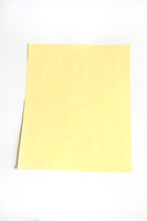 "A4 Cleanroom Paper, 8.27"" x 11.75"", Yellow  by Cleanroom World"