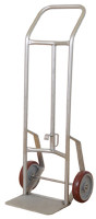 Stainless Steel Hand Trucks, 600 lb Capacity by Cleanroom World