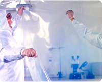 "Cleanroom Tubing, Polyethylene, 6 mil, 8""x500' by Cleanroom World"