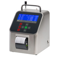Bench Top Particle Counters, 0.1 CFM, 6 Channels, 0.3 to 10.0 Microns By Cleanroom World