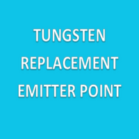 Replacement Tungsten Emitter Point; SIMCO REPLACEMENT TUNGSTEN EMITTER POINT FOR BLOW OFF GUN By Cleanroom World