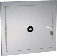 "Specimen Pass Throughs, Stainless Steel, Mechanical Interlock, 11.5"" x 11 by Cleanroom World"