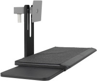 Workbench Keyboard/Mouse Holder by Cleanroom World