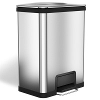 Trash Receptacles, 13 Gallon by Cleanroom World