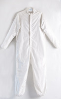 ARC Flash Coveralls, ARC Value 5.2, Small by Cleanroom World