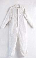 ARC Flash Coveralls, ARC Value 5.2, Large by Cleanroom World