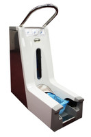 Shoe Inn Automatic Shoe Cover Dispensers By Cleanroom World