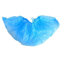 Shoe Cover, Polypropylene, Disposable, Fabric, Non-Woven, Light Weight, Breathable, Low Linting  SI-7FAB-100CS  by Cleanroom World