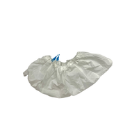 Shoe Covers, Disposable, Waterproof, Anti-Skid Coating, Durable, Traction  SI-7SUP-80CS by Cleanroom World