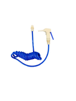 Liquid Dispensing Guns; 3/8 FNPT Inlet Thread,, Polyurethane Hose, Standard Flow, Ethylene Propylene O-Ring By Cleanroom World