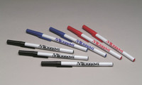 Sterile Cleanroom Pens, Irridated, Blue by Cleanroom World