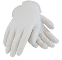 Cotton Gloves, Cotton/Polyester Blend, Light Weight, Ladies', Economical, 12/pair  PI-511  by Cleanroom World