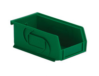 "Parts Bins, 7""x4""x3""H, Green by Cleanroom World"