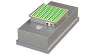 Motorized HEPA Filters without Power Cord by Cleanroom World