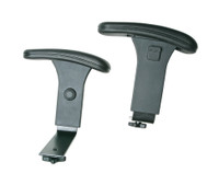 Cleanroom Chair Arms, Adjustable, Ergonomic by Cleanroom World
